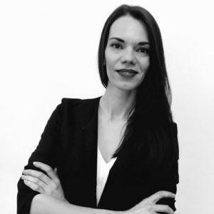 Kristina OTI volunteer Slovakia