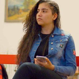 Mirna volunteer OTI Slovakia